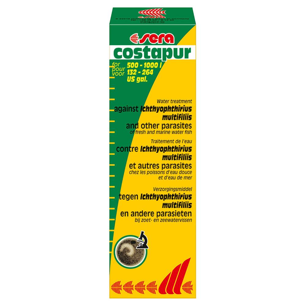 Costapur от sera инструкция