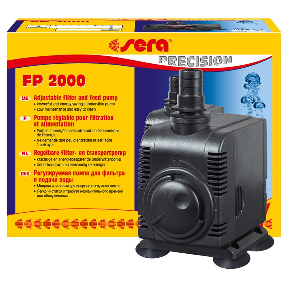 Помпа SERA погружная FP 2000 2000л/ч 3,0м