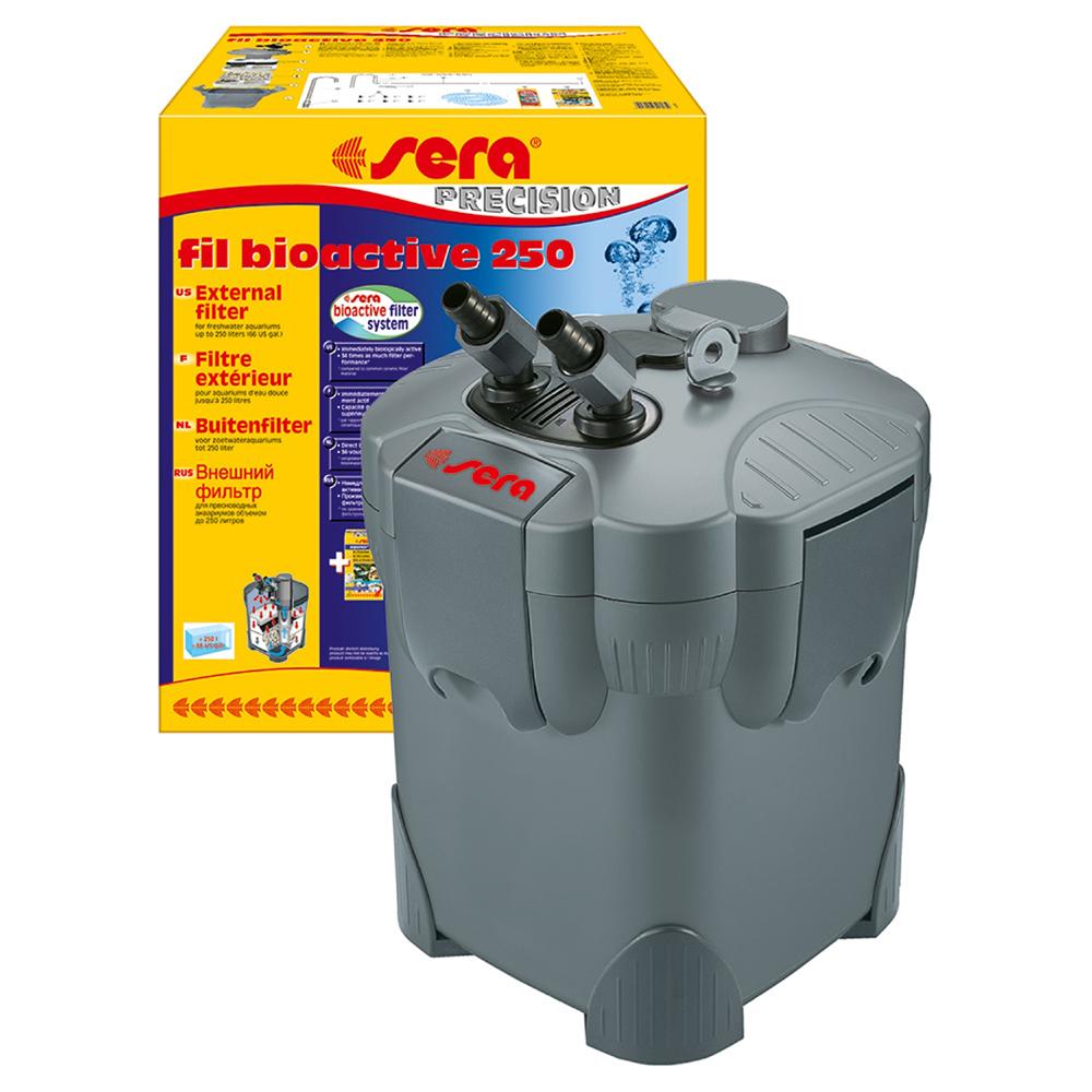 Фильтр внешний Sera Fil Bioactive 250 750л/ч до 250л