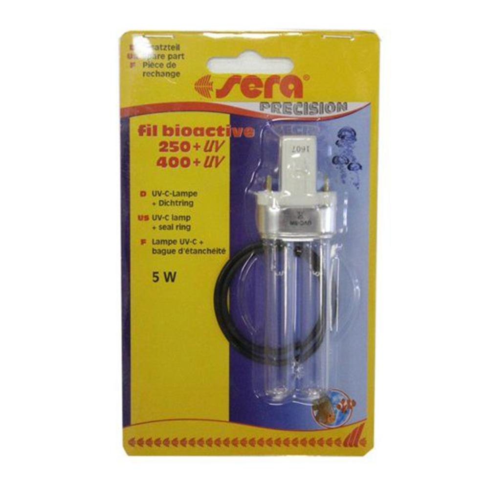 Лампа УФ SERA 5Вт для фильтров Fil Bioactive 250/400+УФ