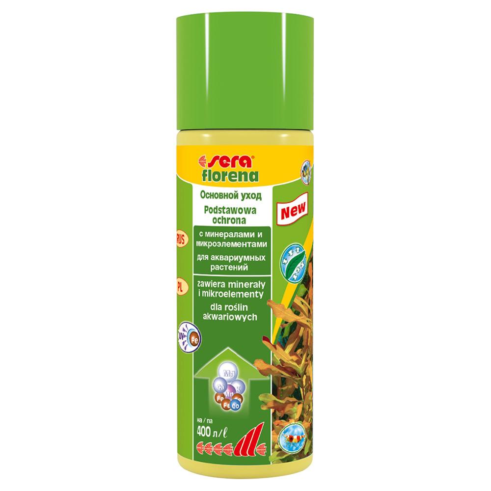 Удобрение для растений Sera FLORENA для водных растений 100мл