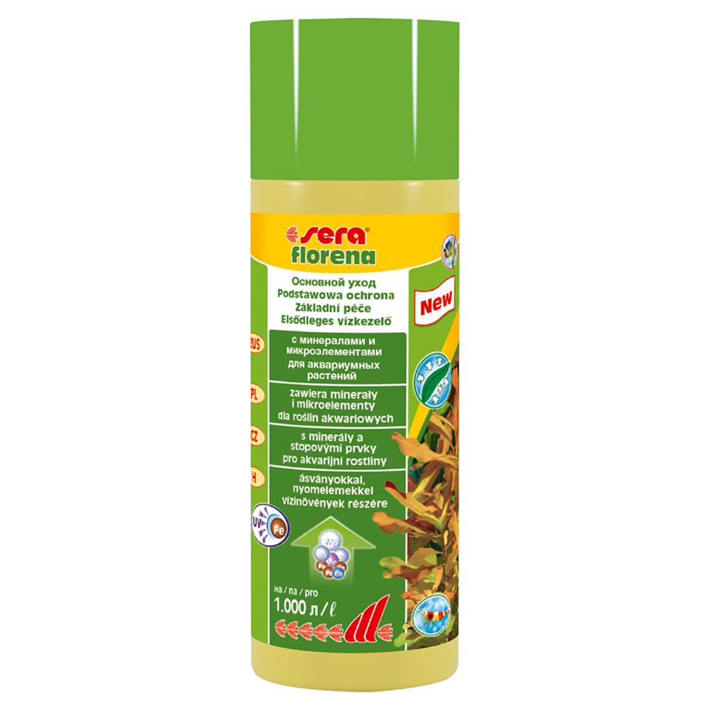 Удобрение для растений Sera FLORENA для водных растений 250мл
