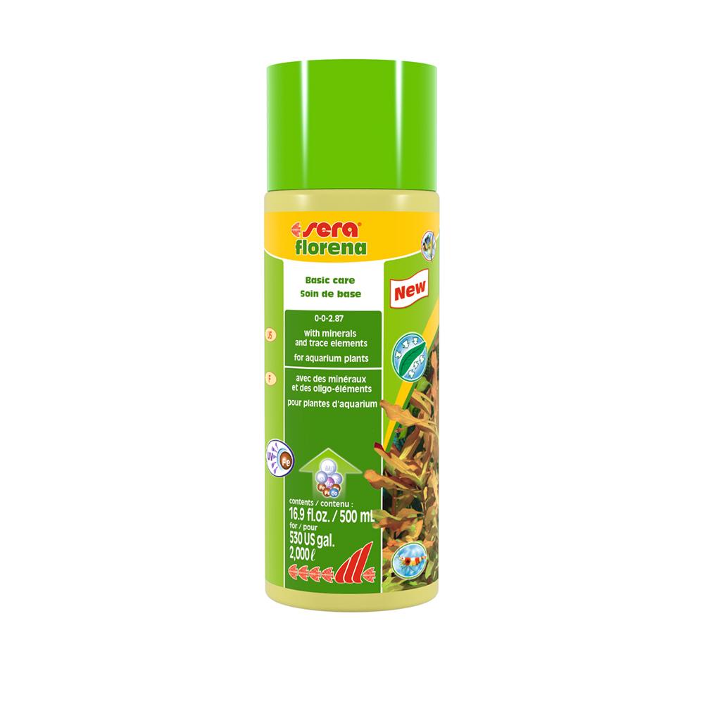 Удобрение для растений Sera FLORENA для водных растений 500мл