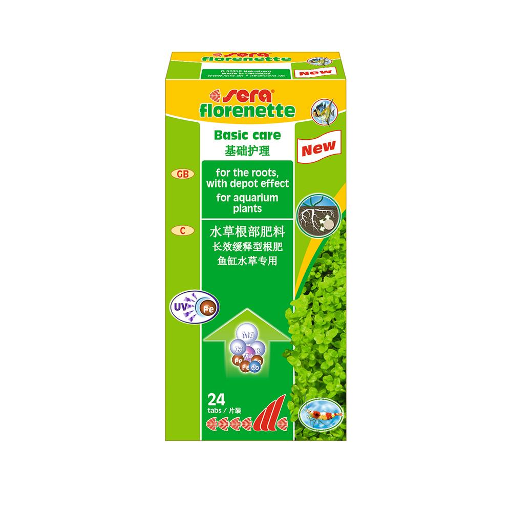 Удобрение для растений Sera FLORENETTE A  24 табл