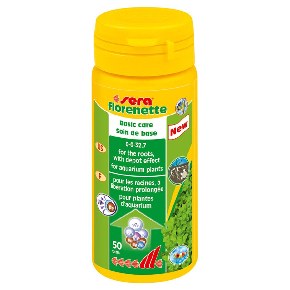 Удобрение для растений Sera FLORENETTE A  50 табл