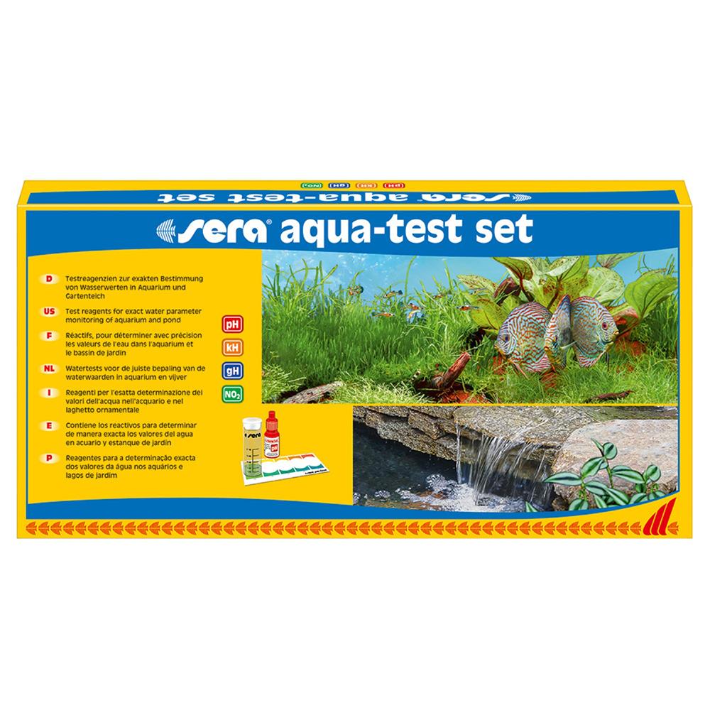 Набор тестов SERA для воды AQUA-TEST-SET