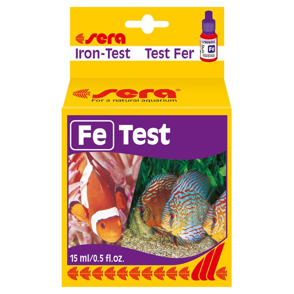 Тест SERA Fe (железо)