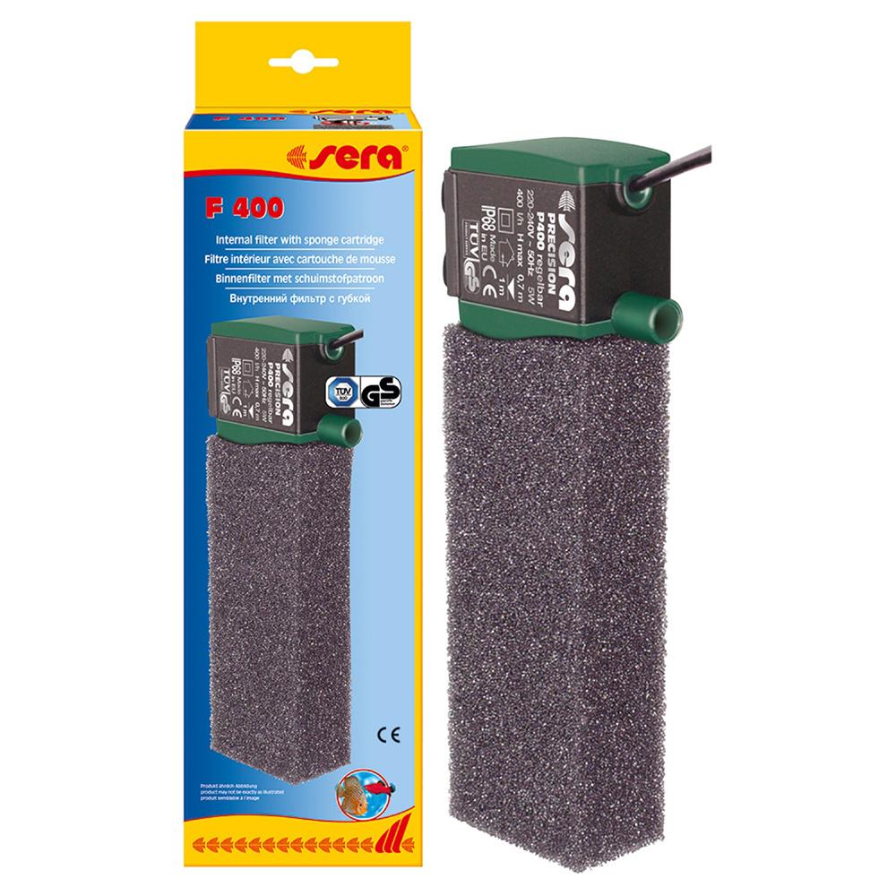 Фильтр внутренний SERA F400 400л/ч до 100л