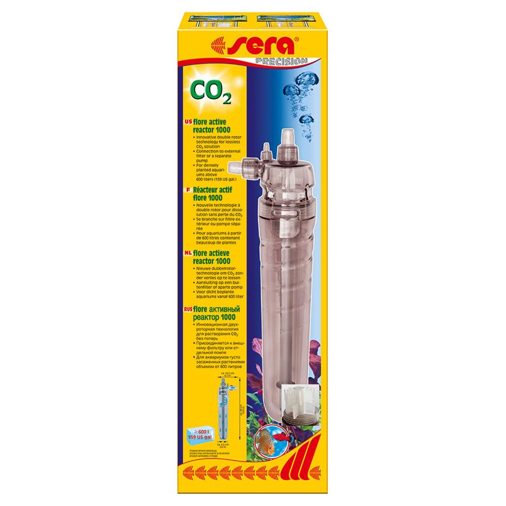 Реактор активный Sera Flora CO2 1000
