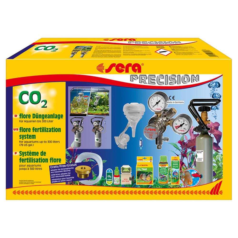 Система CO2 Sera Flore CO2