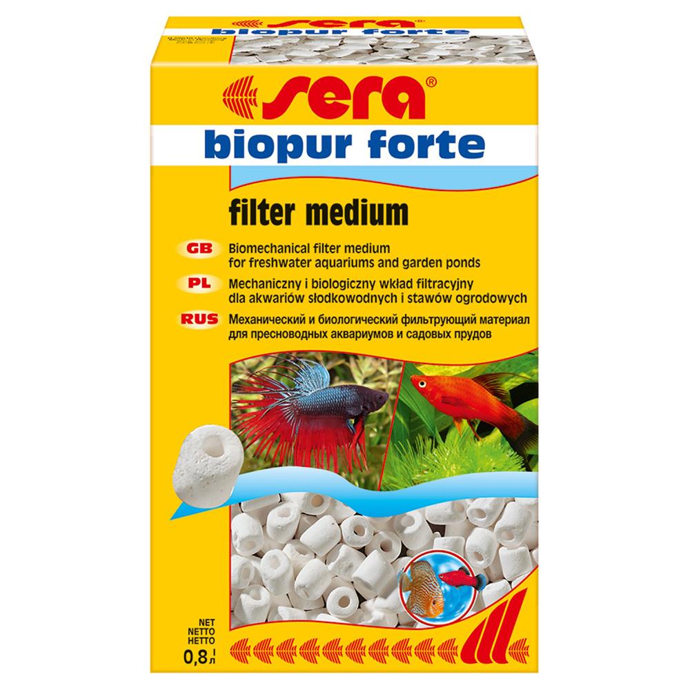 Наполнитель биологический BIOPUR FORTE 0,8л