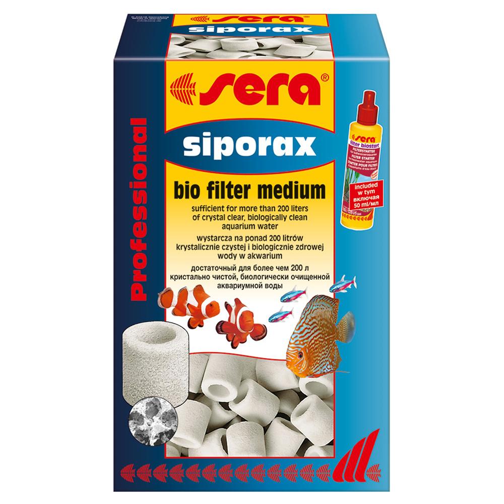 Наполнитель для фильтра Sera SIPORAX 1л