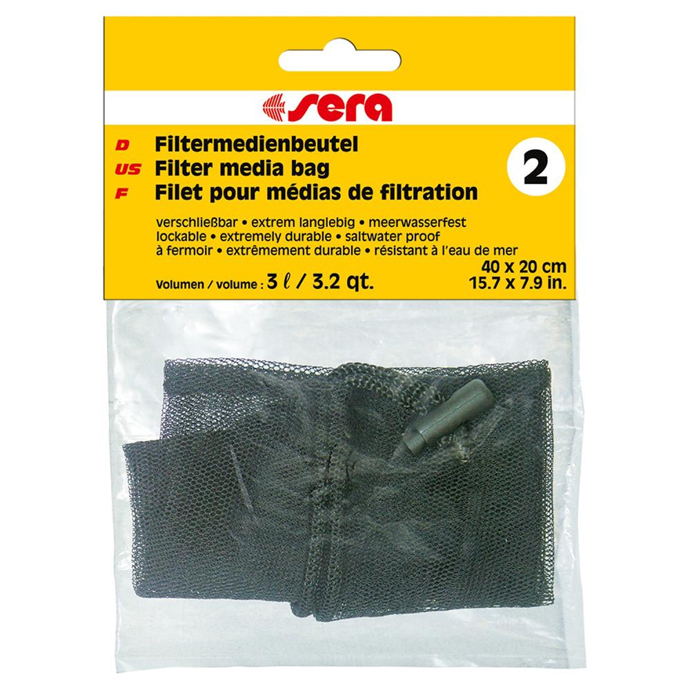 Сменный мешок для фильтра №2 40*20 см