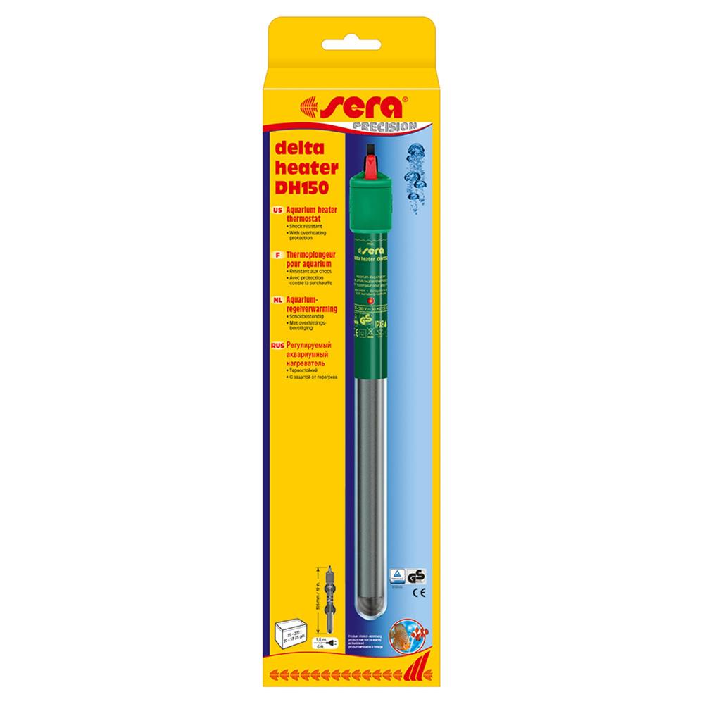 Нагреватель SERA Dellta Heater DH 150 Вт