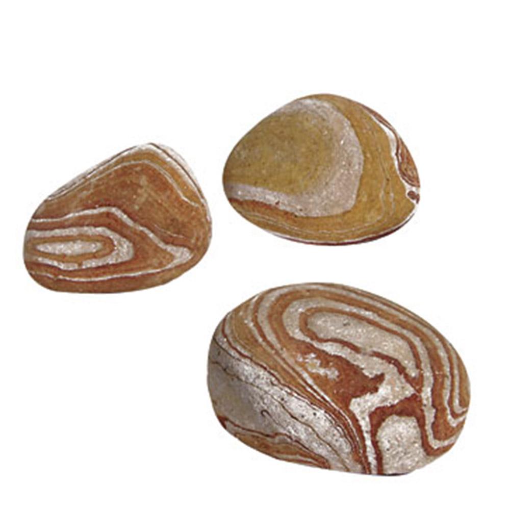 Камень  Радужный окатанный S026 за кг