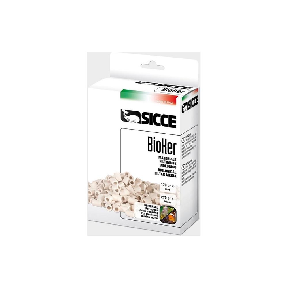 Наполнитель для фильтра Sicce  BIOKER керамика 125 г