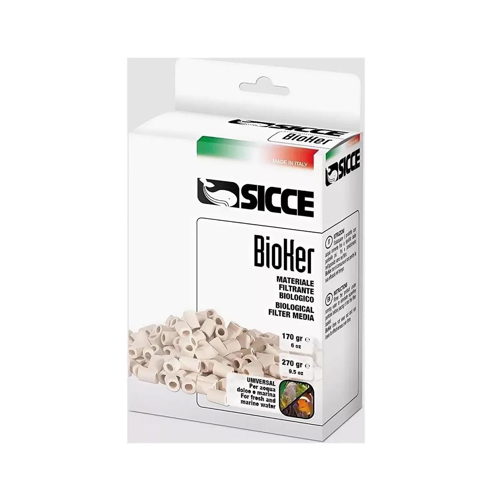 Наполнитель для фильтра Sicce BIOKER керамика 375 г