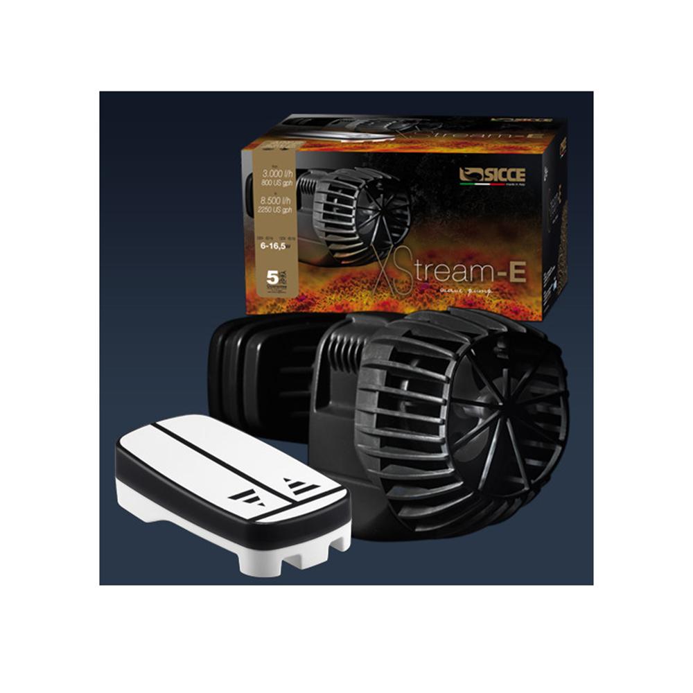 ПомпатеченияSICCEXStream-Eкомпактнаяс контроллером 3000-8500л/ч (до 600л)