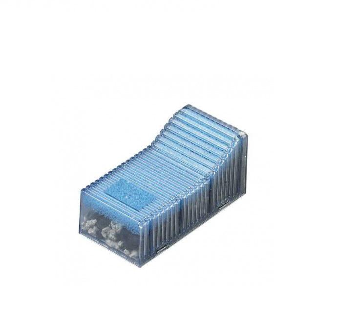 Наполнитель для фильтров SICCE MIKRON уголь+губка HYPERCARBO 1шт (картридж)