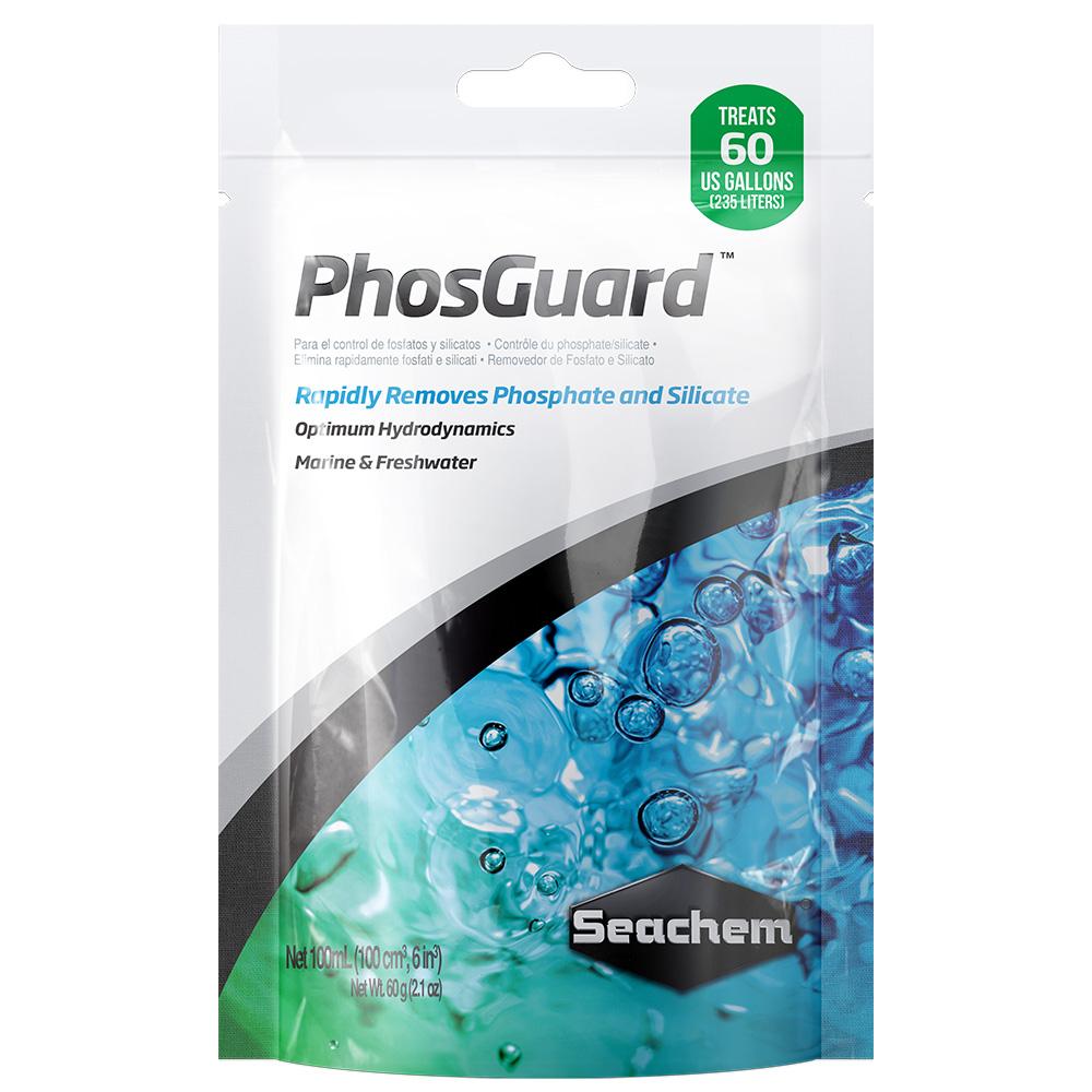Удалитель фосфатов и силикатов SeaChem PhosGuard 100ml