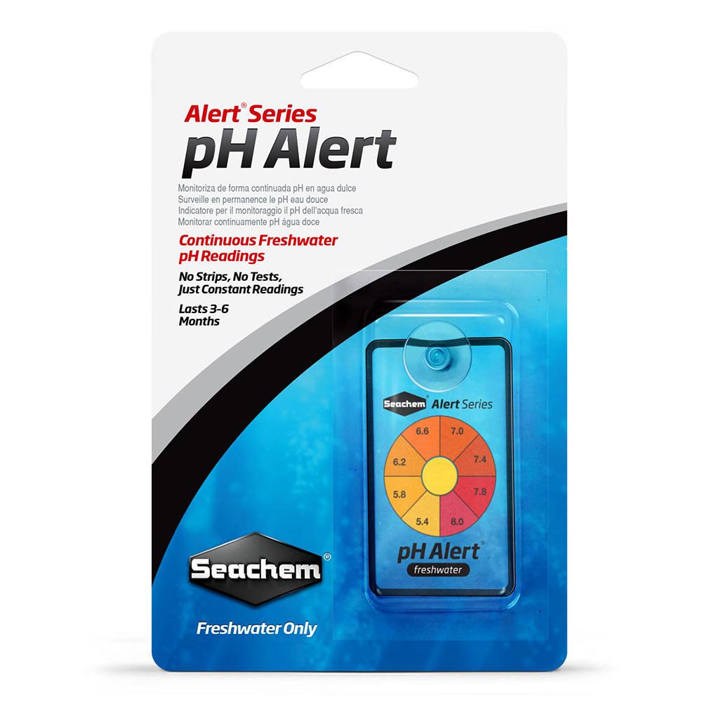 Тест SeaChem на pH