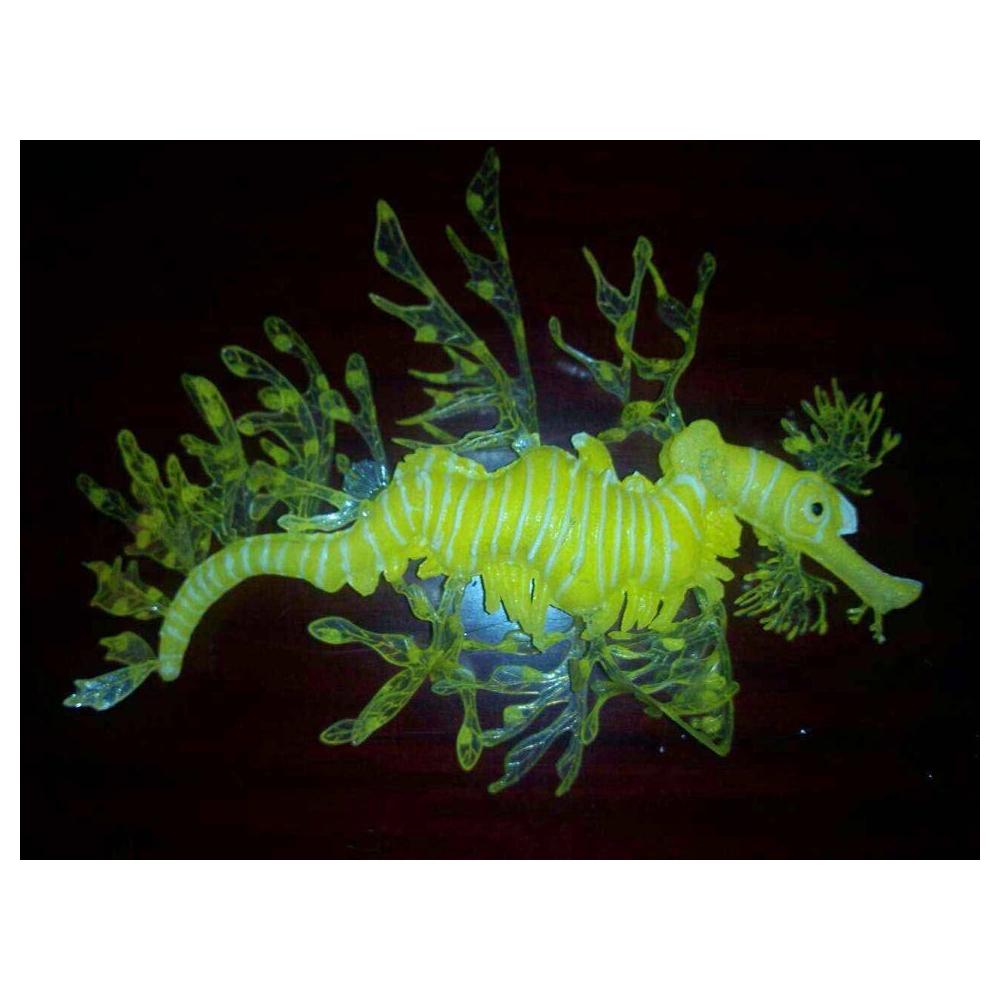 Фигурка Морской конек силиконовый SEA DRAGON
