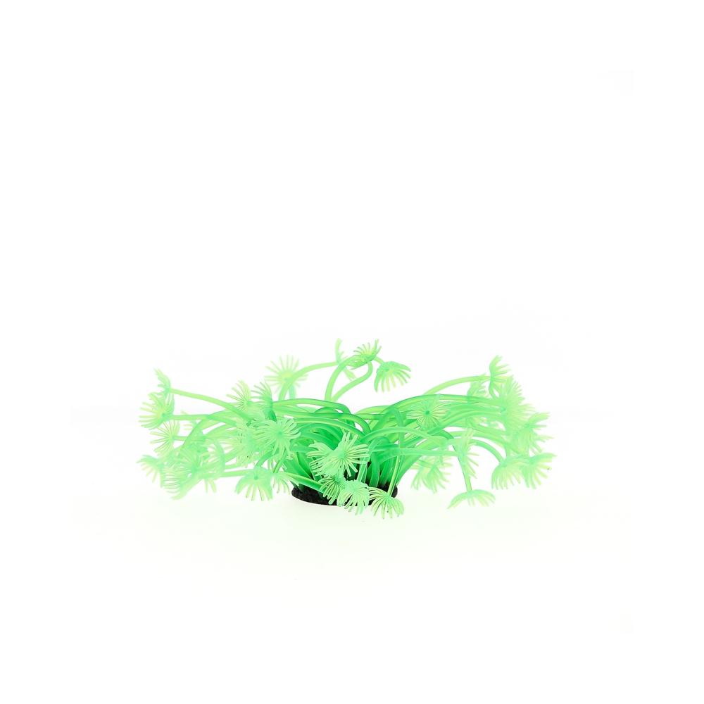 Коралл искусственный 5*5*10 зеленый