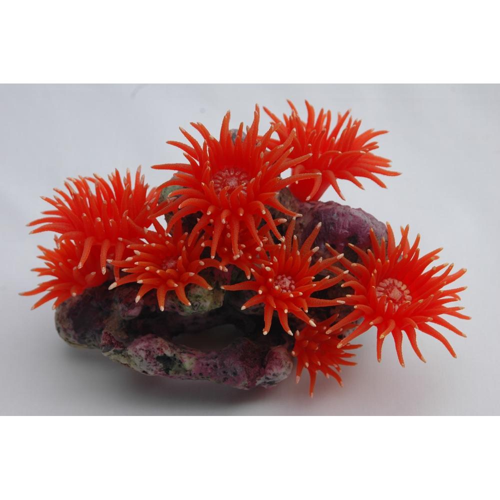 Коралл силиконовый 20*12*14 красный