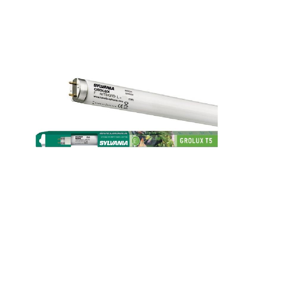 Лампа SYLVANIA T5L8 Gro-lux 24Вт 44 см