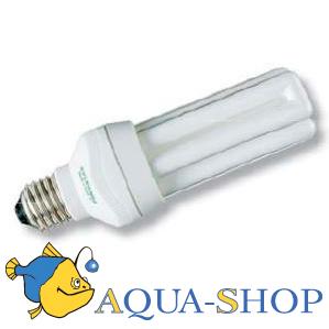 Лампа SYLVANIA Reptistar MiniLynx 23Вт UV 6% патрон E27