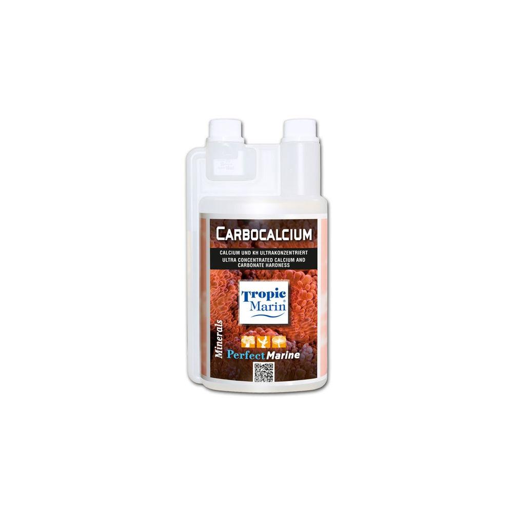 Добавка Tropic Marin CARBOCALCIUM Кальций и Карбонатная жесткость 1000 мл