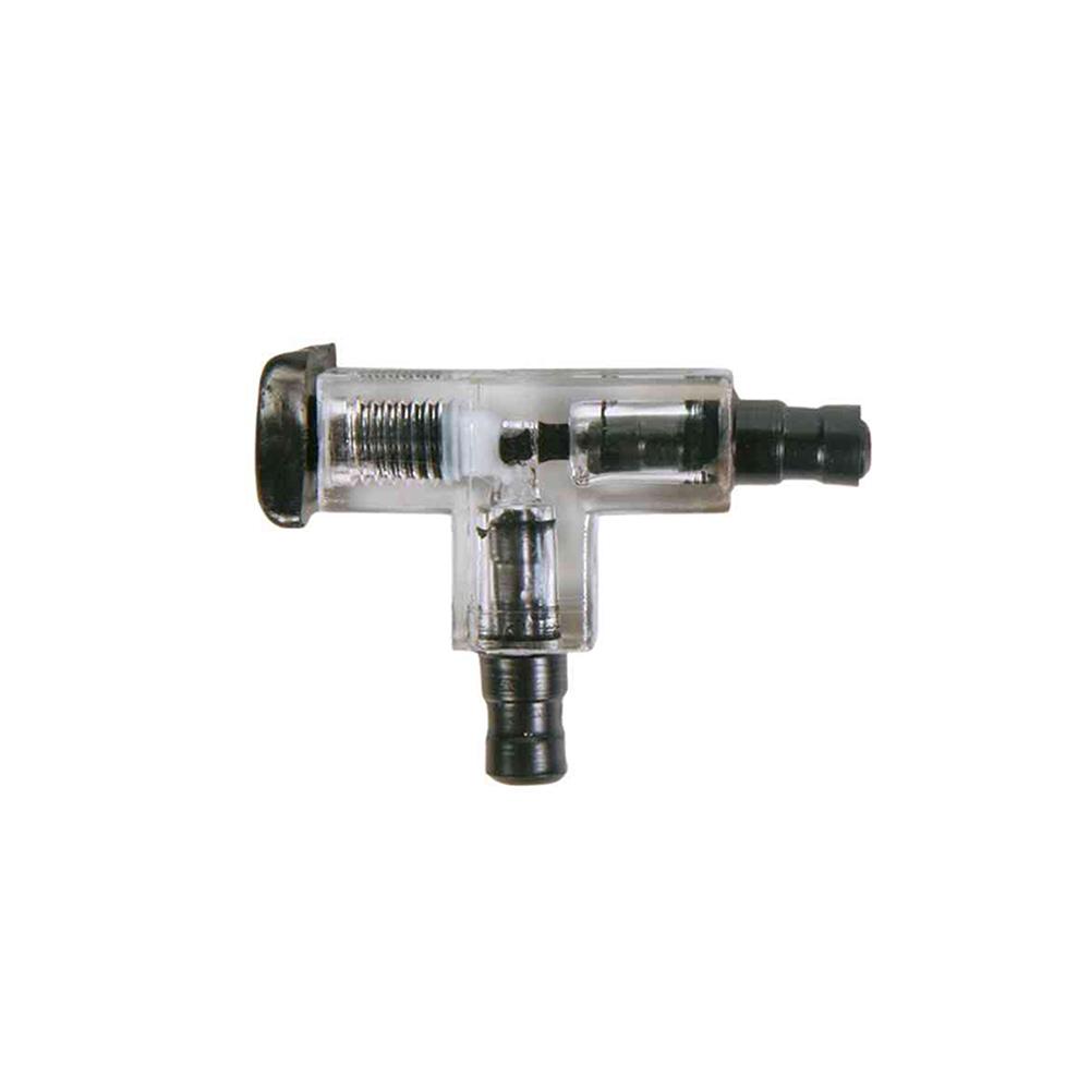 Переходник Trixie 5 мм Т-образный с клапаном