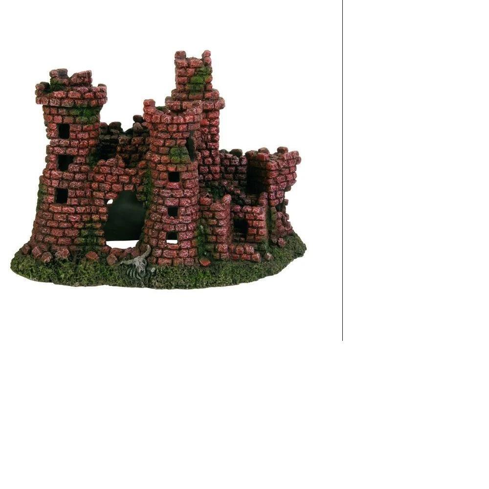 Грот TRIXIE Разрушенный замок 27 см