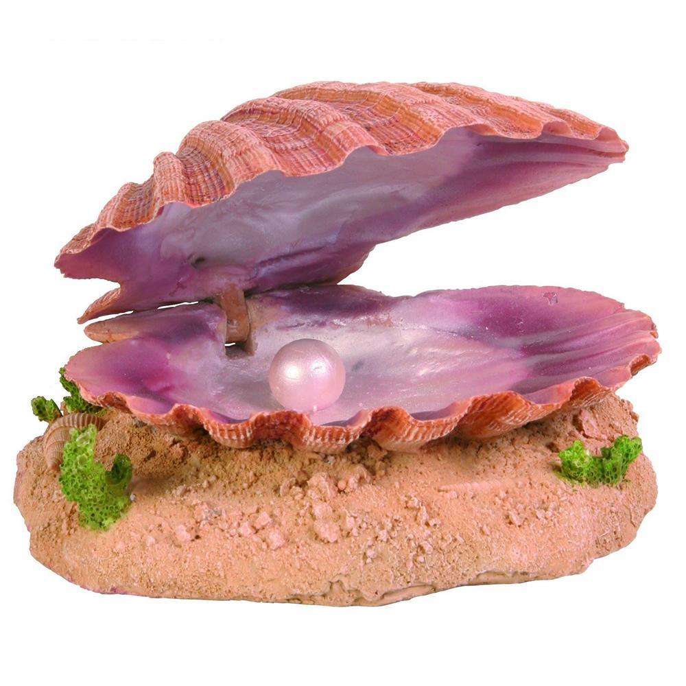 Грот TRIXIE Морская раковина с жемчужиной 15 см