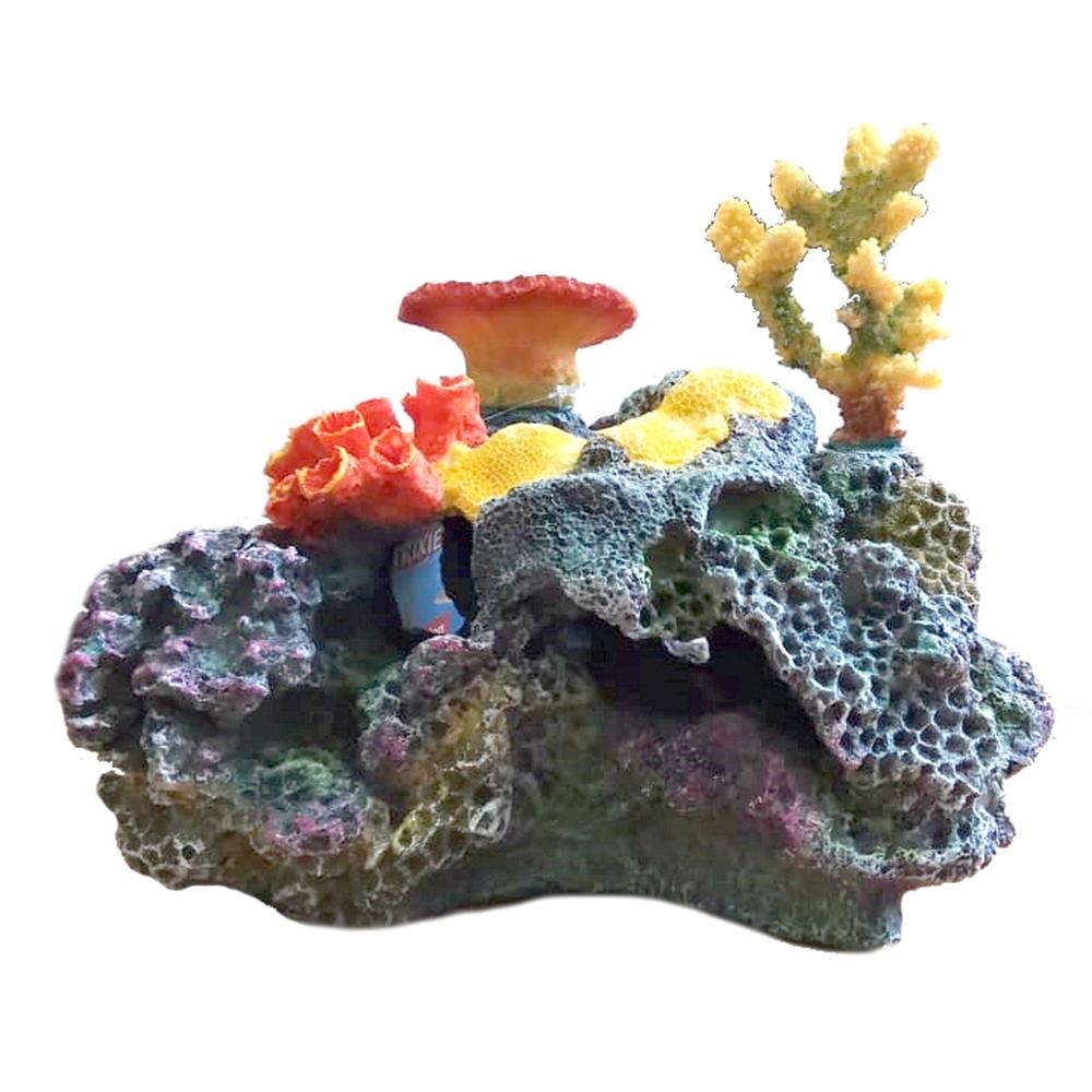 Грот TRIXIE Коралловый риф пластиковый 32см