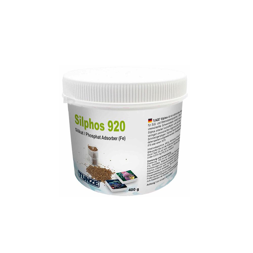 Наполнитель Tunze Silphos 750мл поглотитель фосфатов и силикатов.
