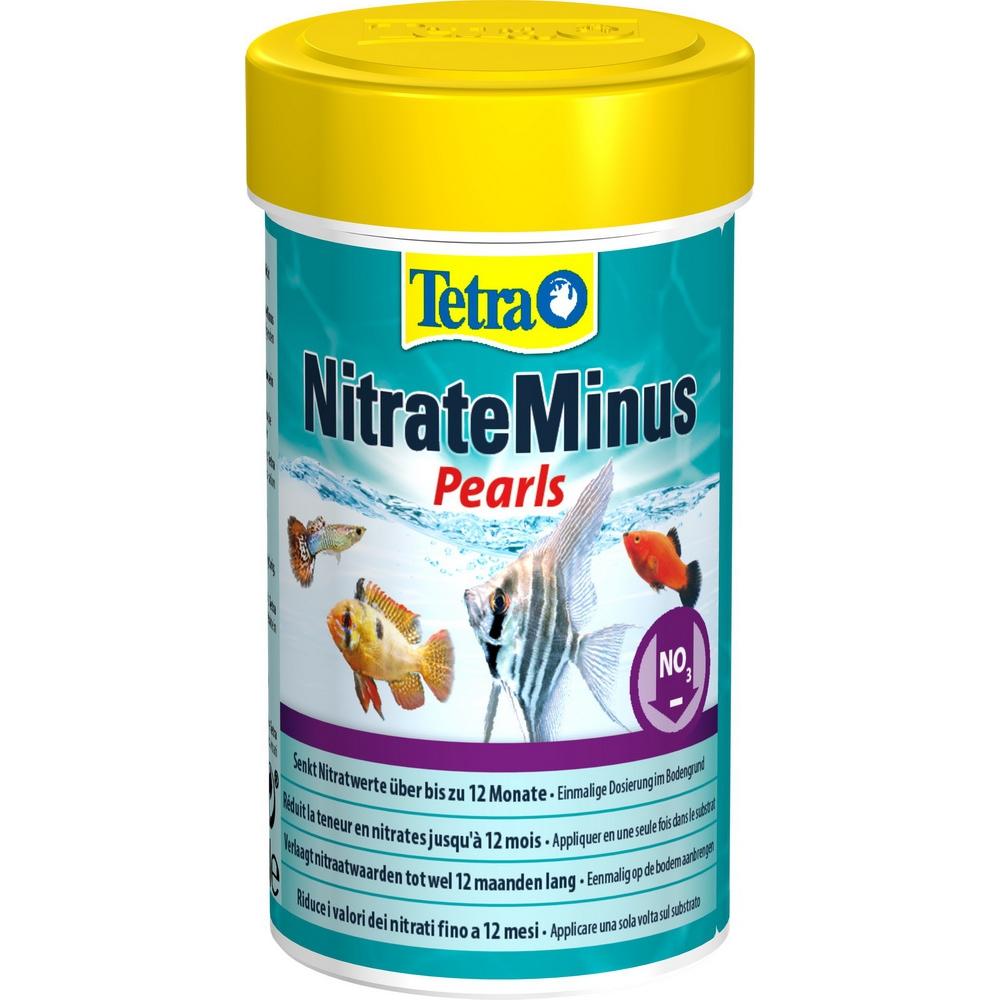 Кондиционер для воды TETRA NitrateMinus Pearls гранулы против нитратов 100мл/65г/80л