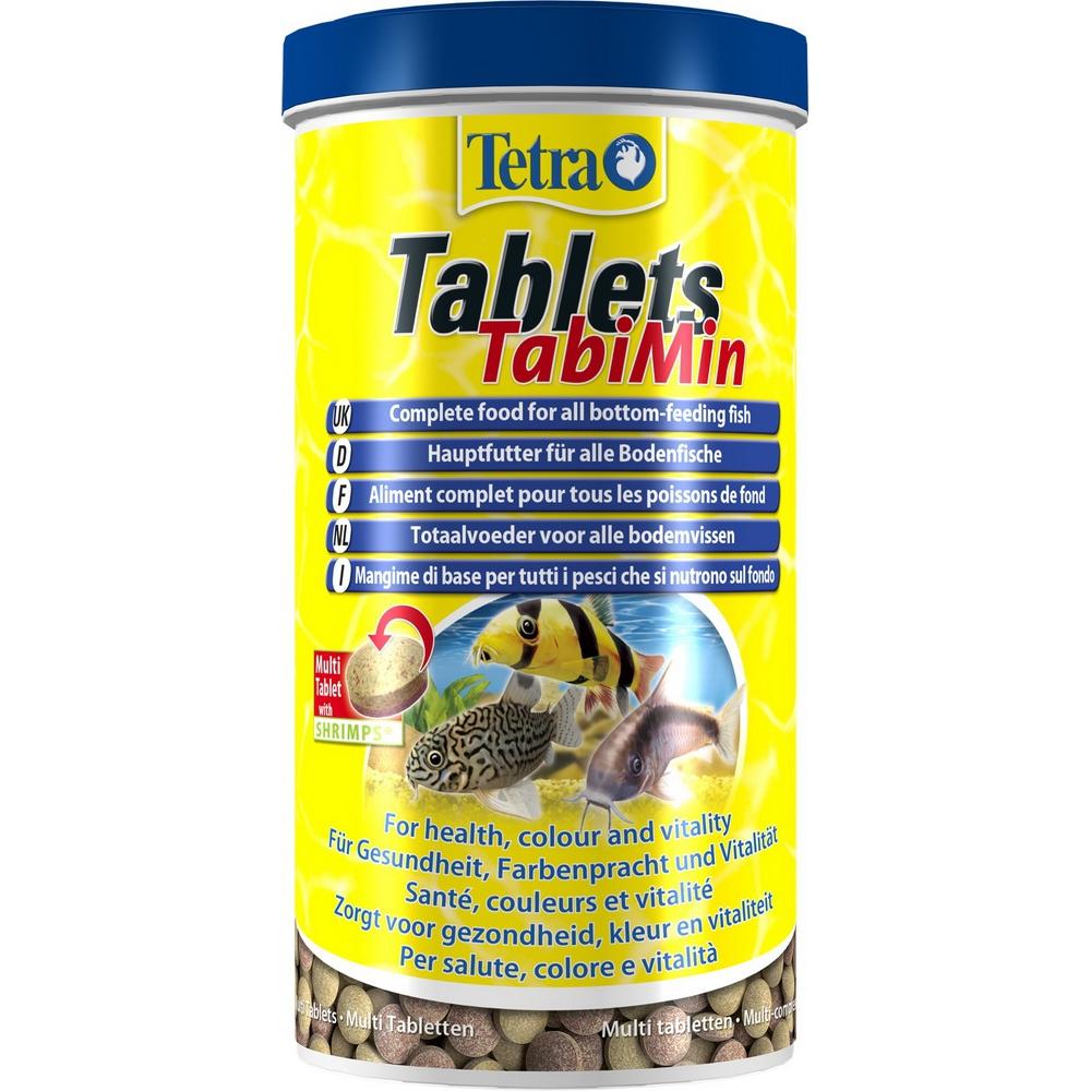 Корм для рыб TetraTabiMin 2050 табл