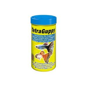 Корм для рыб TetraGuppy хлопья 250мл