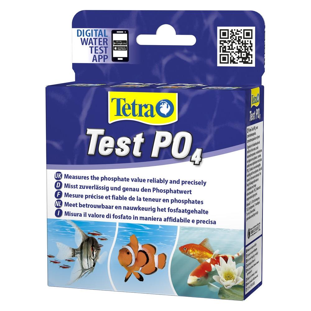 Тест TETRA PO4 (фосфаты) 10мл
