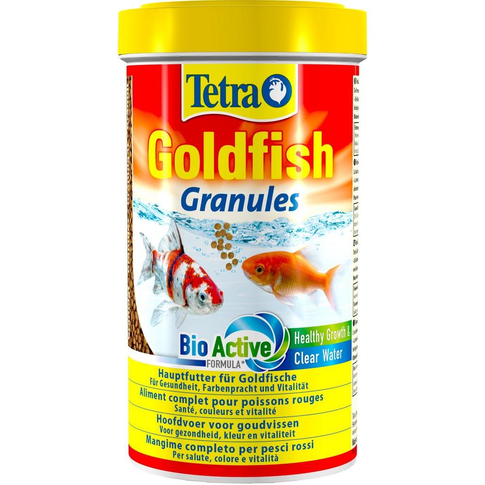 Корм для рыб Tetra Goldfish Granules гранулы для золотых рыб 500мл