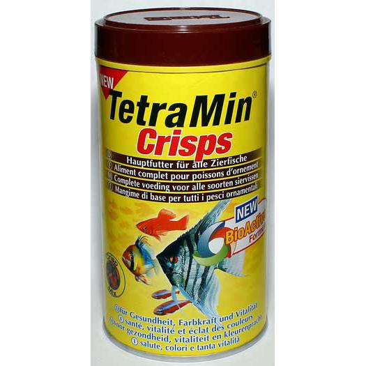 Корм для рыб TetraMin Crisps чипсы 250мл/55г