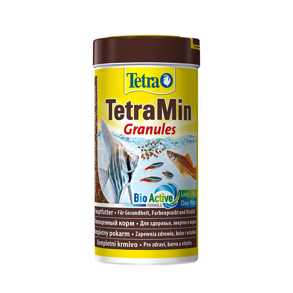 Корм для рыб TetraMin Granulat гранулы 250мл