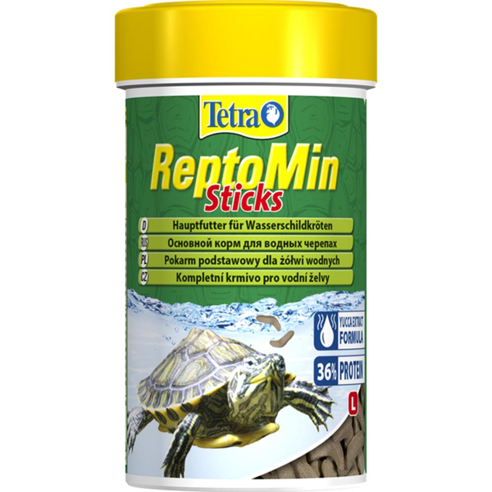 Корм для черепах Tetra ReptoMin гранулы 100мл  (761360)