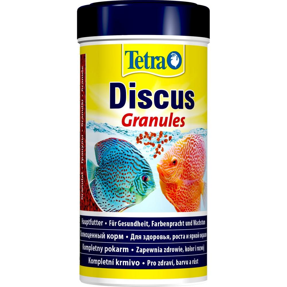 Корм для рыб TetraDiskus крупа   250мл