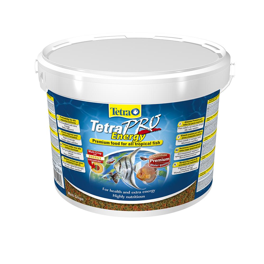 Корм для рыб TetraPro Crisps 10л