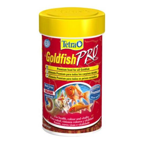 Корм для рыб Tetra Goldfish Crisps 250 мл