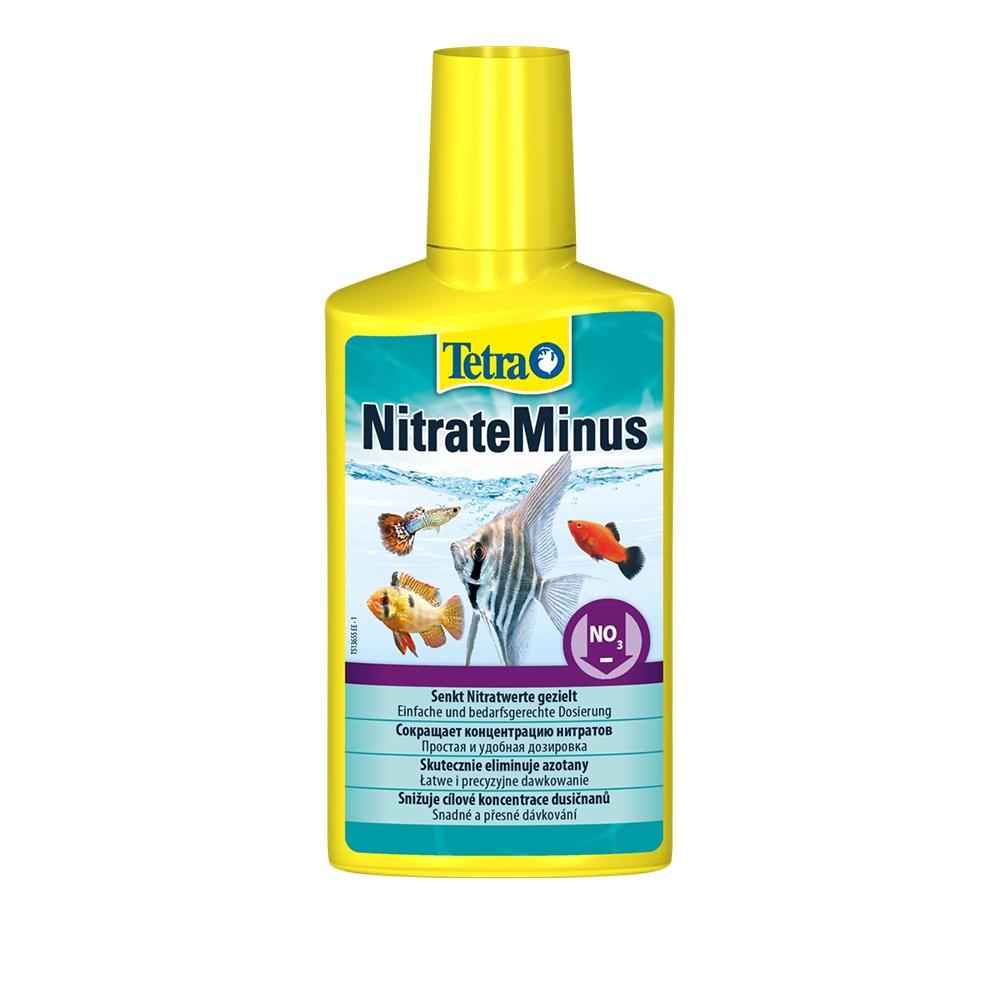 Кондиционер для воды TETRA NitrateMinus против нитратов 100мл/ 400л