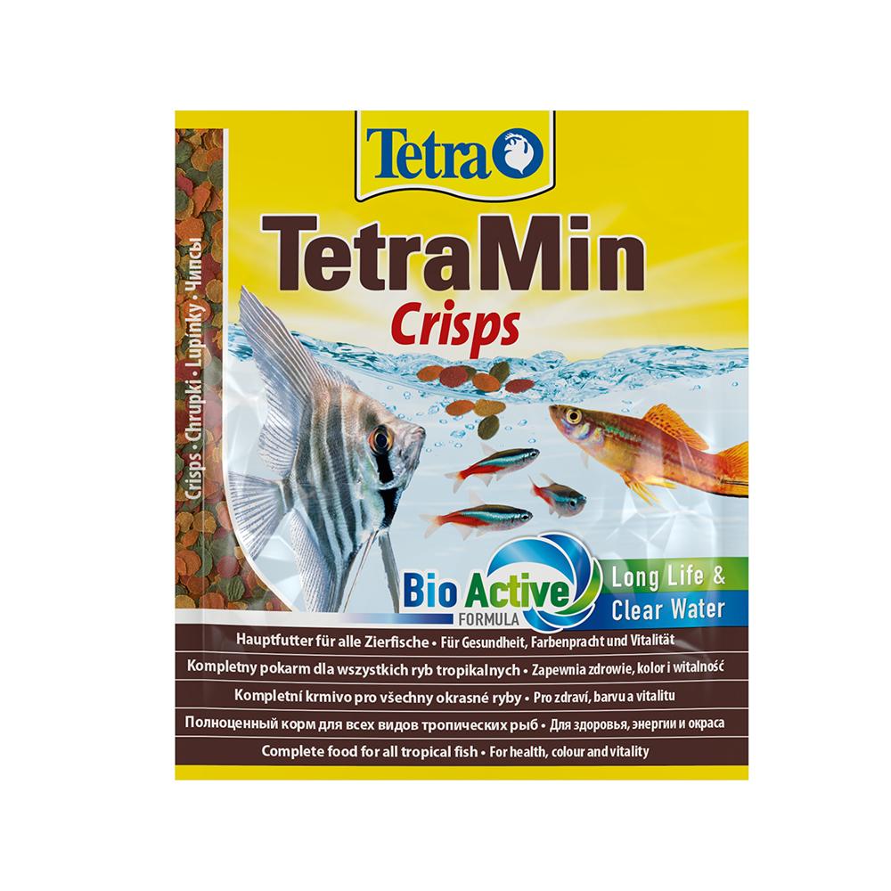 Корм для рыб TetraMin Crisps чипсы 12г (пакетик)