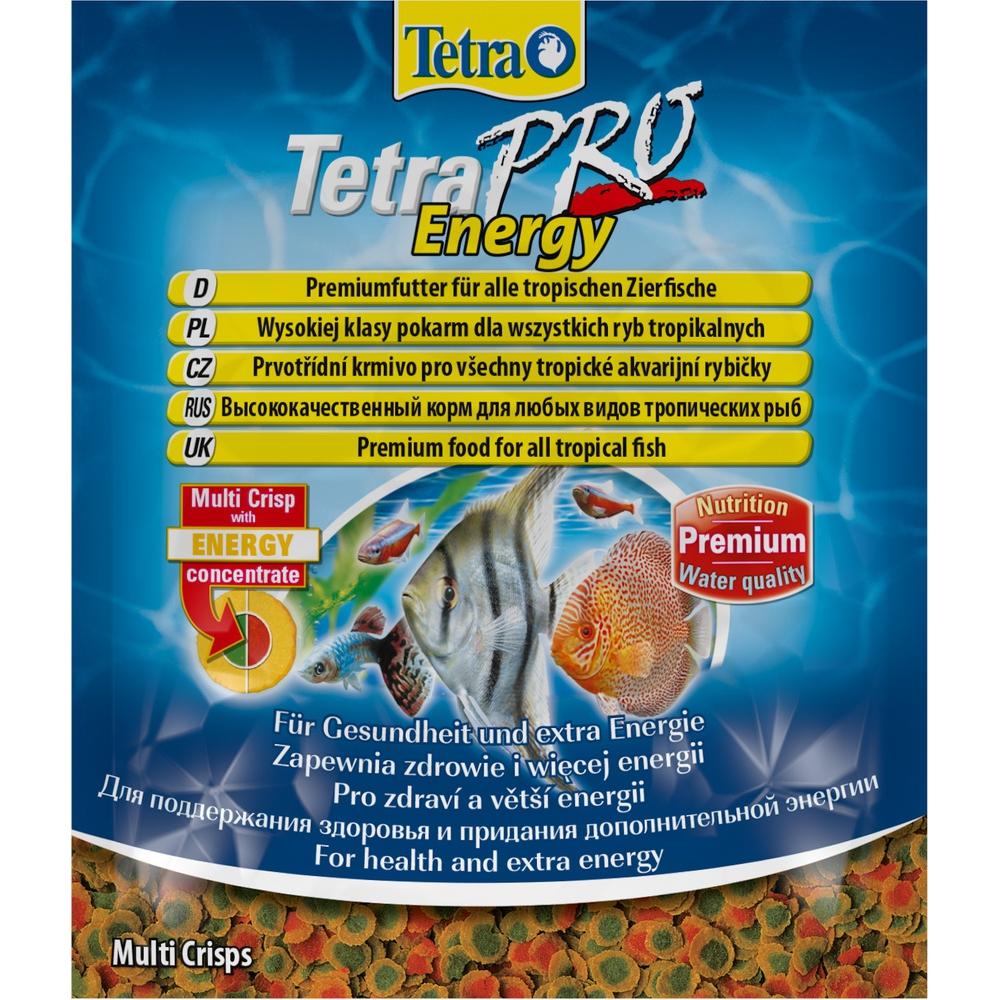 Корм для рыб TetraPro Crisps  12 гр